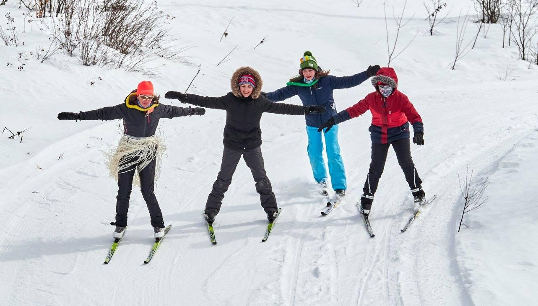 Cours ski montagne coup e - Montagne coupee ski de fond ...